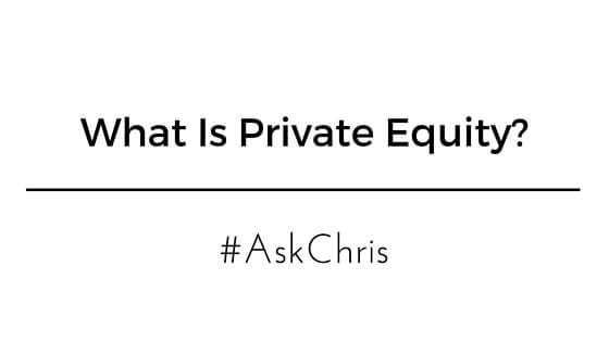 Do You Know What Is Private Equity?
