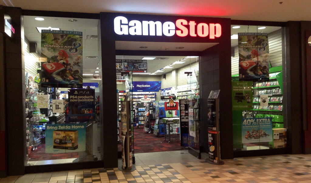 GameStop Corp (NYSE: GME)– A Cigar Butt Investing Play